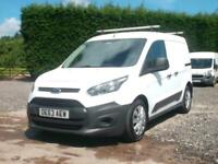 Ford Connect 1.6 TDCi 75ps Van, 2014 63, White.