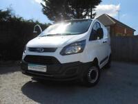 Ford Transit Custom 290 Swb Diesel Van 2.0 105ps Euro 6