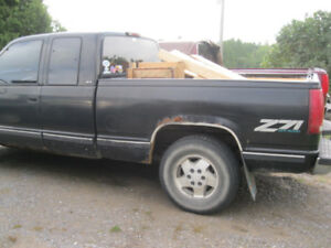 1995 GMC 4x4 reduced  $1000