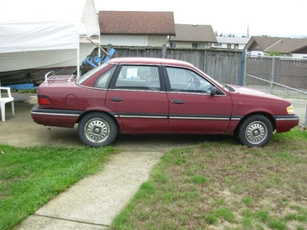 Used 1989 Ford Tempo