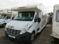 Rimor Katamarano 12P Plus, 2013, Automatic, 6 Berth, 6 travelling seats