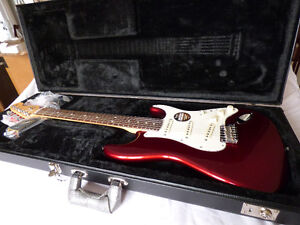 BRAND NEW FENDER STRATOCASTER AMERICAN STANDARD 60TH ANNIVERSARY
