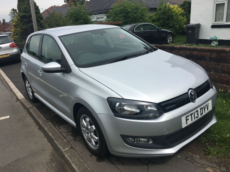 volkswagen polo 1.2tdi ( 75ps ) bluemotion 13/13 | in carlisle