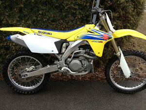 For Sale Mint 2006 RMZ 450