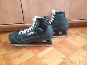 PATINS DE GARDIEN DE BUT BAUER FLO-FIT