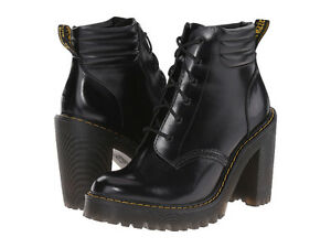 Dr Martens Persephone (Buttero finish) boots, size 8