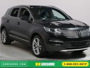 "2015 Lincoln MKC AWD 2.3L CUIR TOIT PANO MAGS 19"" NAVIGATION CAM"