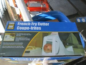 FRENCH FRY SLICER (NEW) PRINCESS AUTO