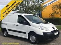 2012/ 12 Peugeot Expert 1000 1.6HDi 90 L1 H1 Panel van Twin Doors Low miles