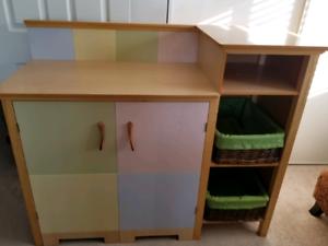 Change table/dresser