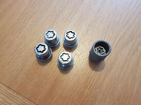 Wheel Locking Nuts