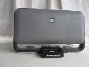 Altec Lansing M602 blk, ( for ipod ), with remote