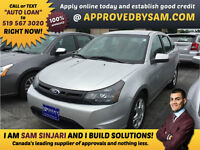 $59 PER WEEK TAXES INCLUDED OAC GIVES YOU THIS 2011 FOCUS SE