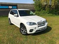 2012 62 BMW X5 40D X-DRIVE - EX POLICE - EXTENSIVE HISTORY