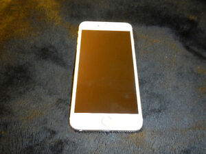 IPHONE 6 Plus gold 64 gig