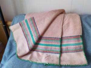 drap ou couverte de laine
