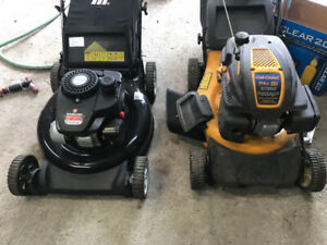 NEW PRICE - Lawn Mowers/Lawn mower for sale