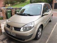 Renault Megan scenic dynamiqe. £695