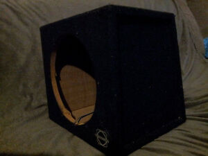 10 bassworx sub box