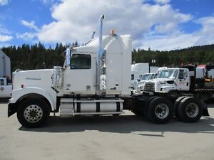 """Western Star 4900SF with 40"""" bunk-2 to choose from"""