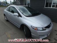 2010 HONDA CIVIC 2D AT