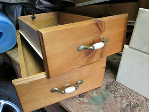 Pine Drawers and Doors various sizes