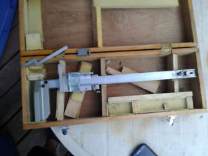 MITUTOYO Height  Gage with Case for sale
