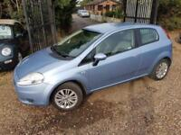 Fiat Grande Punto 1.4 Dynamic, Full Service History, You Won't Find a Nicer One