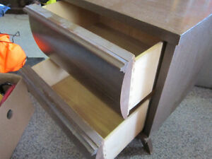 2 Drawer Night Stand For Sale