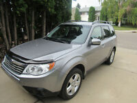 2009 Subaru Forester Limited SUV, Crossover