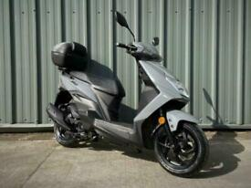 Sym Mask 50cc Twist & Go Learner legal Automatic Commuter Scooter Moped For S...