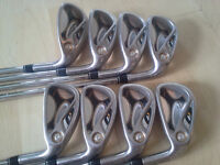 TaylorMade R7 irons 4-SW Taylor Made golf