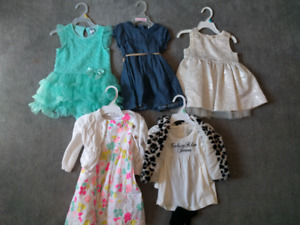 Girls 18 Month Dress / Outfit Lot
