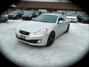 2011 Hyundai Genesis Gt COUPE, LEATHER HEATED SEAT 12/M WARRANTY