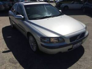 2001 Volvo S60 T5 Automatic Sedan   3 YEAR WARRANTY Beaconsfield Fremantle Area Preview