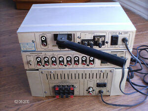 TOSHIBA T10, C12, M12  Amplifier