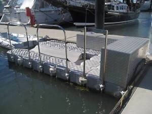 Drive On Can Dock Modular Docking System - Suit Tinny or Jet Ski Runaway Bay Gold Coast North Preview