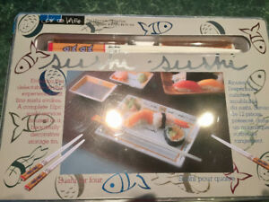 Sushi Set ~ have 2 different sets.