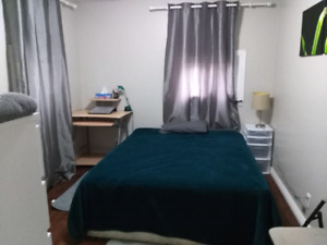 Room and shared house