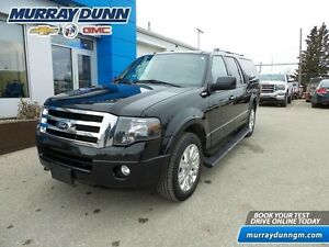 2014 Ford Expedition Max 4WD 4dr Limited