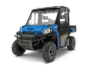 2017 Polaris RANGER XP 1000 EPS Northstar HVAC Edition Velocity