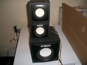 Home theatre speakers-REDUCED