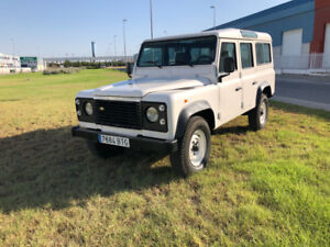 Immaculate, restored Land Rover Defender 110, only 74000 kms
