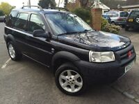 LEFT HAND DRIVE Land Rover Freelander TD4 Special Edition LHD
