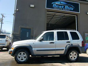 2006 Jeep Liberty Sport SUV, Crossover GET FINANCED NOW