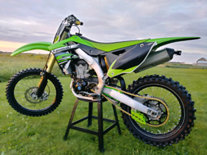 Motocross kx450f 2012