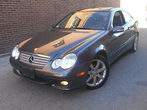 2006 Mercedes-Benz C-Class Kompressor,Low KMs,Low KMs