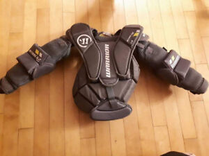 Plastron  pour gardien youth/goalie chest pad