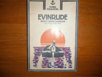 Evinrude Outboard Motor Repair  Manual  1.5 to 33 Hp 1965-1975
