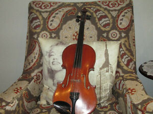 1930's 40's Alcide Goubaud built in Paris Violin